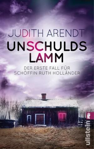Unschuldslamm_JudithArendt_UllsteinVerlag_Cover