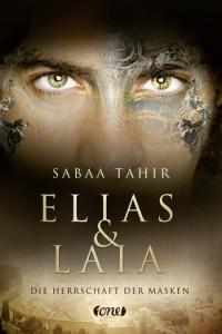 Elias-&-Laia-1-Die-Herrschaft-der-Masken-Sabaa-Tahir-one-Verlag-Bastei-Lübbe-Cover