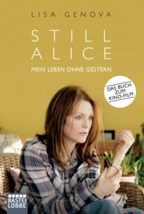Still-Alice-Ein-Leben-ohne-gestern-Lisa-Genova-Bastei-Lübbe-Cover