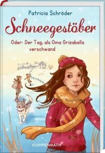 Schneegestöber-oderderTagalsOmaGrizabellaverschwand-PatriciaSchröder-CoppenrathVerlag-Cover
