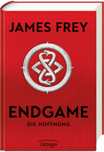 ENDGAME2-DieHoffnung-JamesFrey-Cover-OetingerVerlag