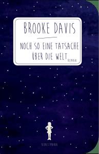 NochsoeineTatsacheüberdieWelt-BrookeDavis-KunstmannVerlag-Cover
