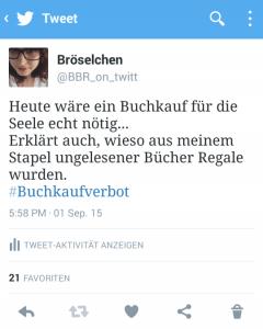 Buchkaufverbot-Tweet-SuBAbbau