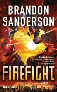 Firefight von Brandon Sanderson