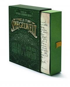 Spiegelwelt-Schuber-CorneliaFunke-DresslerVerlag-Cover