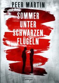 Sommer-unter-schwarzen-Flügeln-Peer-Martin-Oetinger-Cover