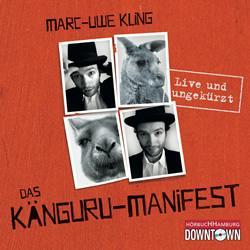 Das-Känguru-Manifest-Marc-UweKling-Cover-Hörbuch-Hamburg