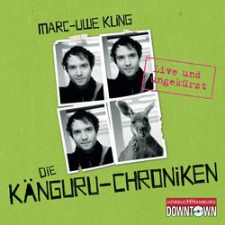 Die-Känguru-Chroniken-Marc-UweKling-Hörbuch-Cover-HörbuchHamburg
