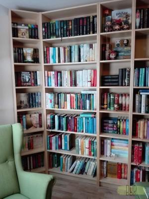 Wochengebrösel-3-Bücherzimmer-Reihensortierung