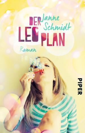Der-Leo-Plan-Janne-Schmidt-Piper-Verlag-Cover