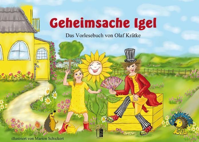 Geheimsache-Igel-Olaf-Krätke-Medu-Verlag-Cover