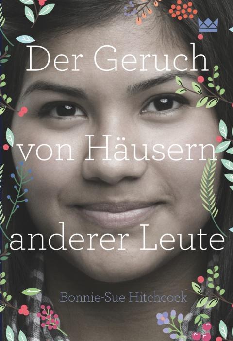 Der-Geruch-von-Häusern-anderer-Leute-Bonnie-Sue-Hitchcock-Königskinder-Verlag-Cover