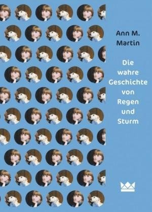 Die-wahre-Geschichte-von-Regen-und-Sturm-Königskinder-Ann-M.-Martin-Cover