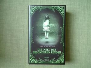 DieInselderbesonderenKinder-RandomRiggs-Hardcover
