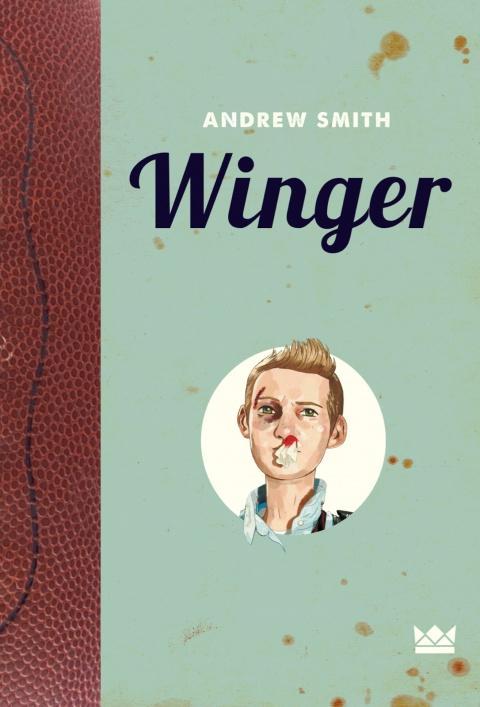 Winger-Andrew-Smith-Königskinder-Verlag-Cover