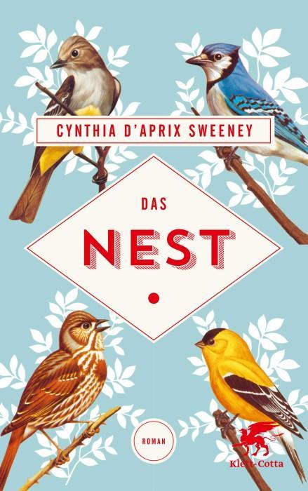 dasnest-cynthiadaprixsweeney-klettcotta-cover