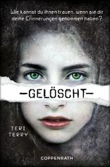 Gelöscht-Band1-TeriTerry-CoppenrathVerlag-Cover