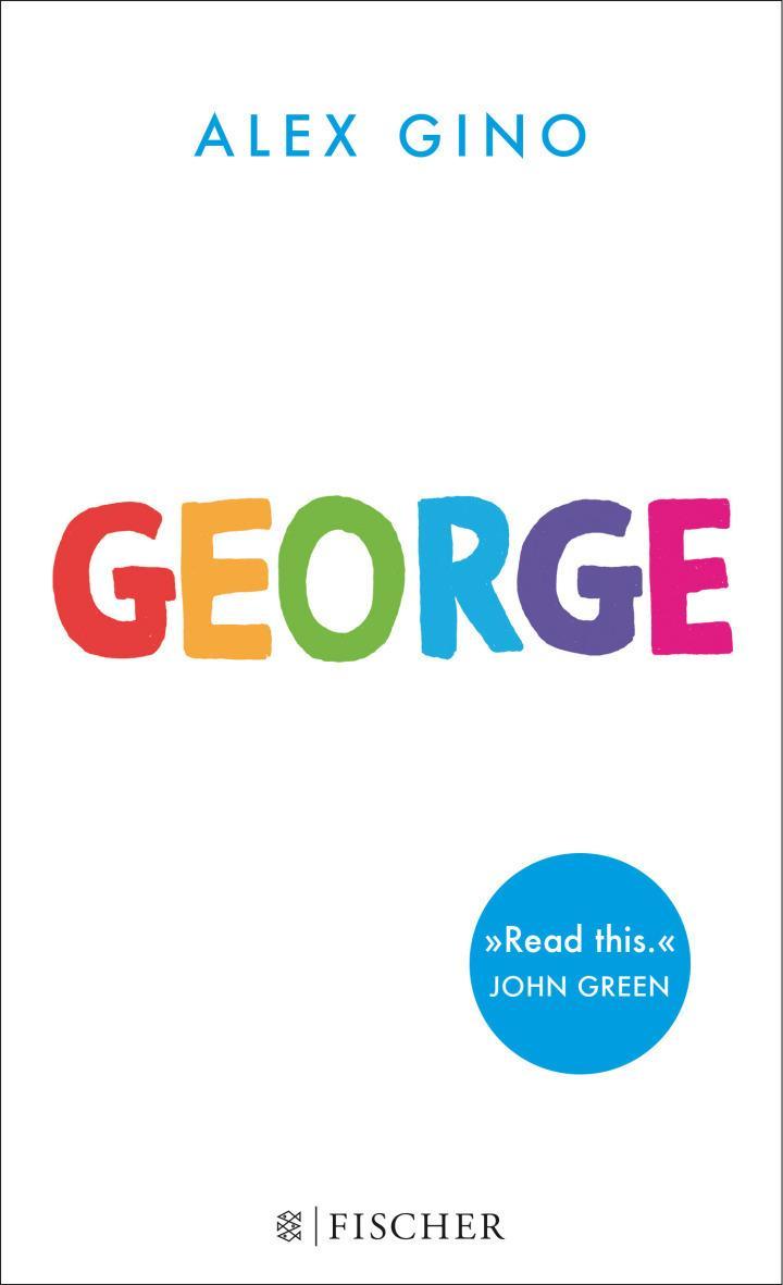 GEORGE-AlexGino-FischerVerlag-Cover