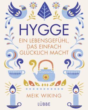 Hygge-EinLebensgefühl-MeikWiking-BasteiLübbe-Cover