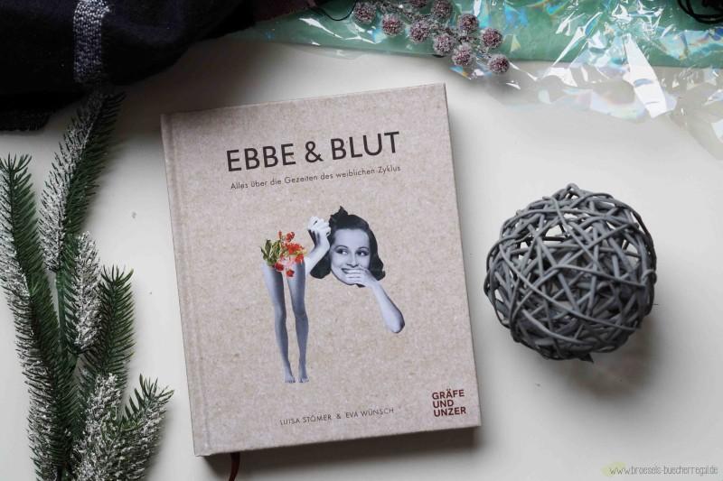 Geschenke Buch Ebbe und Blut Luisa Stömer Eva Wünsch GU Verlag