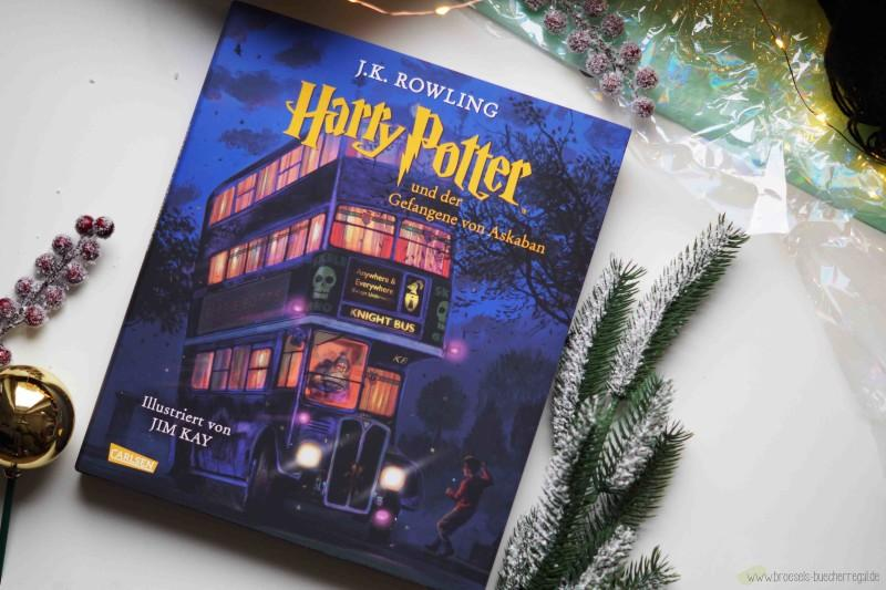 Geschenke Harry Potter 3 Gefangene Askaban Schmuckausgabe illustriert Carlsen Verlag