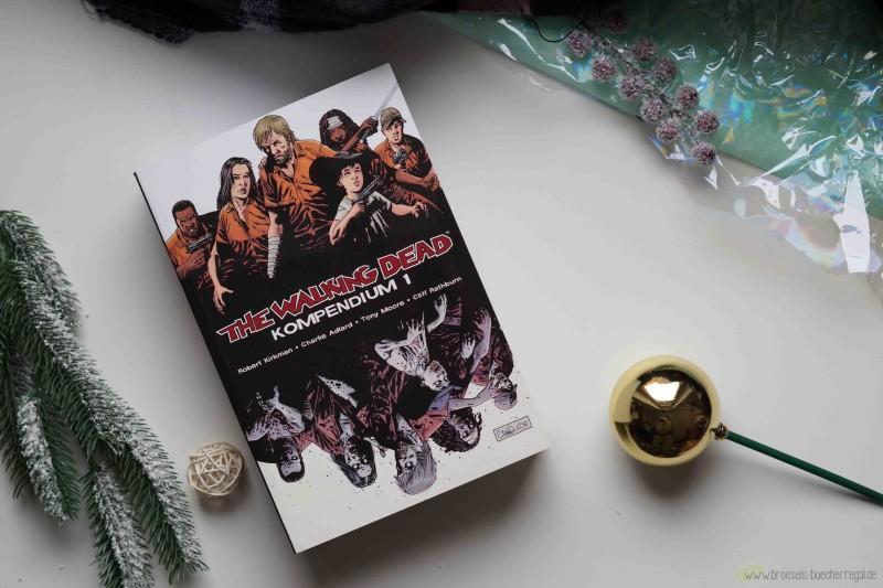Geschenke The Walking Dead Buch Kompendium 1 Cult Verlag