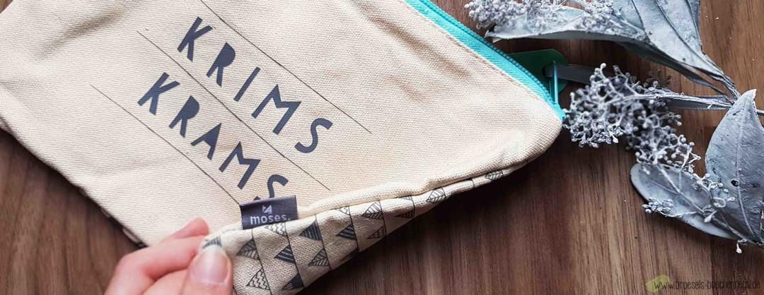 Weihnachten 2017 Geschenktipps Beitragsbild Krims Krams Täschchen