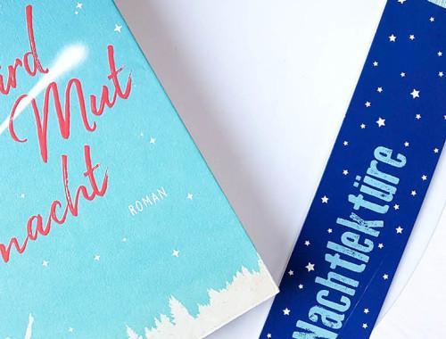 Liebe wird aus Mut gemacht Buch Catharina Junk Beitragsbild