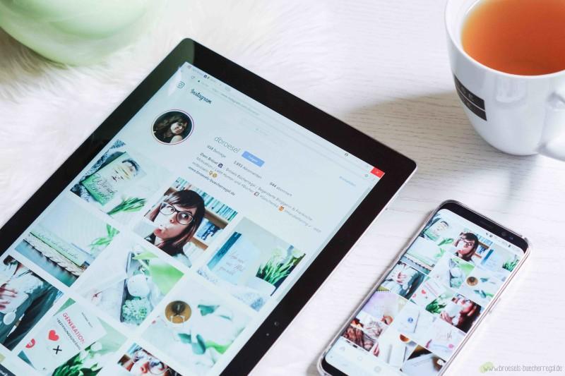 Wie funktioniert Instagram Anfaenger Anleitung Tablet und Smartphone