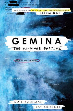 Gemina The Illuminae Files 2 Amie Kaufman Jay Kristoff Cover Penguin