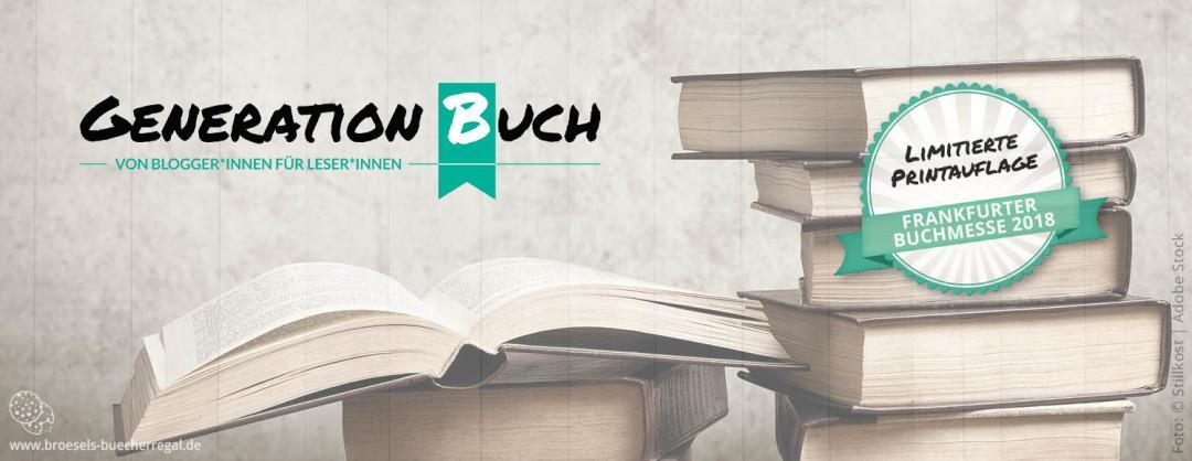 Generation Buch Magazin Print Frankfurter Buchmesse 2018 Titelbild