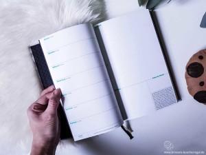 Ein guter Plan Kalender Innenansicht
