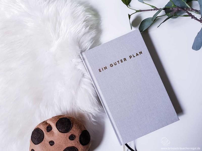 Ein guter Plan Kalender in Grau