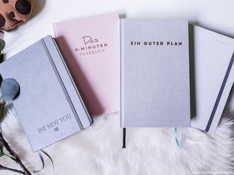 Kalender, Planer, Organisation, the new you, klarheit, ein guter plan, das 6-minuten tagebuch