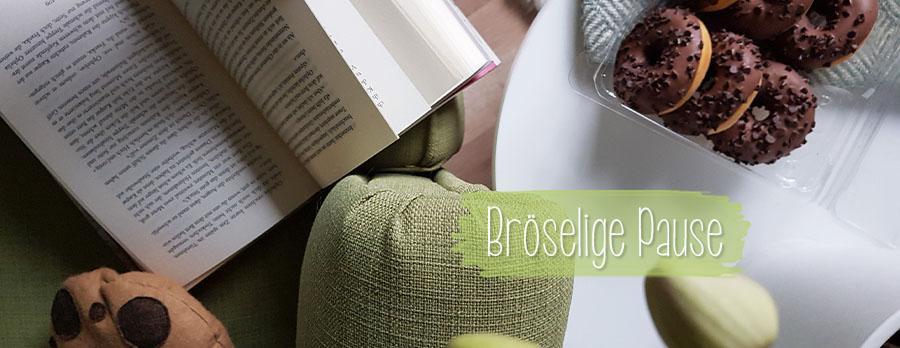 Brösels Bücherregal Pause Beitragsbild
