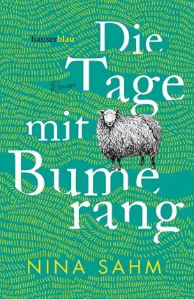 Die Tage mit Bumerang Nina Sahm Cover